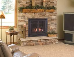 Cozy Livingroom by Fireplace Cozy Berber Carpet With Beige Leather Armchair And
