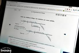 learn with diagrams online sentence diagramming for kids look