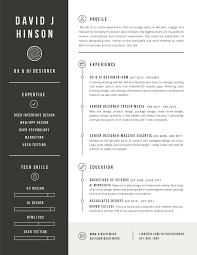 view resume u2014 hd u0026ux