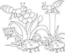 printable spring flowers spring flowers coloring pages for adults elegant spring coloring
