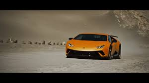 lamborghini ads 2017 lamborghini huracan performante tv advert youtube
