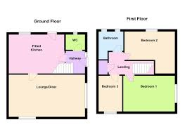 3 bedroom property for sale in little heath croft shard end