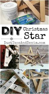 Diy Christmas Tree Topper Ideas 87 Best Best Christmas Craft Ideas From Duct Tape And Denim Images