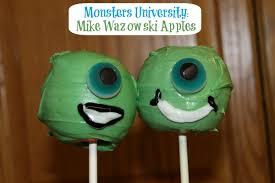 monsters university apples