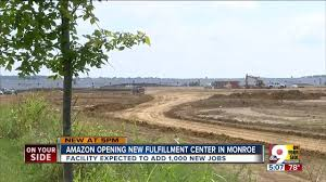 Amazon Is Hiring 5 000 Amazon To Add 1 000 Jobs At Monroe Location Youtube