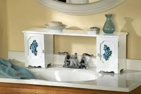 bathroom sink storage ideas bathroom over sink shelf the shelf over the bathroom sink small