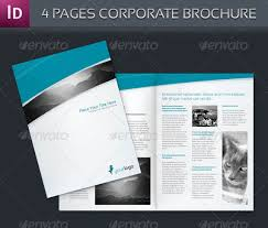 single page brochure templates psd 30 modern business brochure templates brochure idesignow
