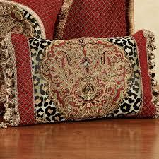 Damask Print Rug Temara Damask Leopard Print Comforter Bedding