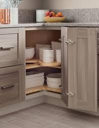 corner base cabinet for kitchen choosing corner cabinets in your kitchen blind corner vs