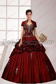 burgundy quince dresses charming 2016 burgundy quinceanera dress 1st dress