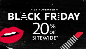 sephora sale black friday black friday get 20 discount on sephora products this november