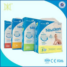 Comfort Diapers Factory China Soft Touch Dry Sleepy Baby Diaper Comfort Fluffy