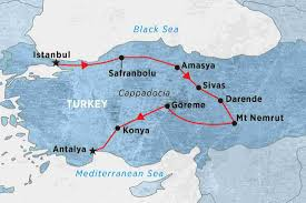 Turkey Blank Map by Turkey Tours Trips U0026 Travel Peregrine Adventures En Us