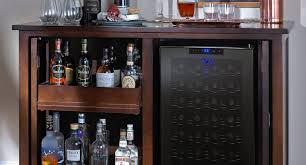 bar small home bars awesome bar cabinet with mini fridge back