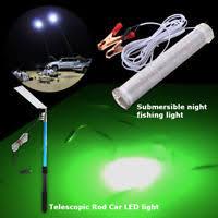 hydro glow fishing lights hydroglow underwater fish light green ebay
