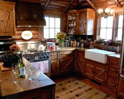 Log Cabin Kitchen Ideas Log Cabin Kitchen Ideas