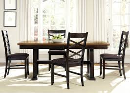Trestle Dining Room Table Sets Contemporary Ideas Trestle Dining Table Sets Ii 5 Pc Trestle