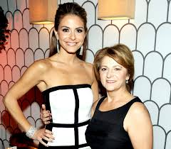 maria menounos diagnosed with brain tumor as mom fights brain cancer