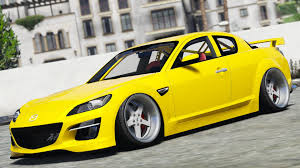 rx8 car 2012 mazda rx8 spirit r modified gta5 mods com