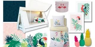 thème décoration chambre bébé theme decoration chambre bebe 5 chambre enfant tropical un