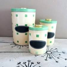 green kitchen canisters sets green kitchen canister set s s s green ceramic kitchen canister
