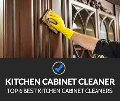 best degreaser to clean kitchen cabinets top 9 best kitchen cabinet cleaners 2021