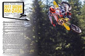 first motocross race motocross action magazine have you seen the new mxa jam packed