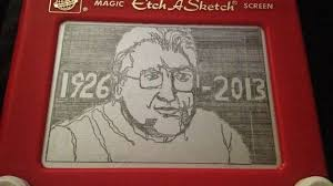 can the powder inside an etch a sketch be used to make thermite