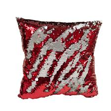 buy discounted home essentials items linen store decorative sequin throw pillow 17x17 inch comfortable fill for living room couch bedroom