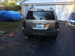 plasti dip jeep emblem 2007 jeep patr idiot awd build repair builds and project cars forum