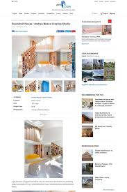 Bookshelf Website News Andrea Mosca Creative Studio Architecture