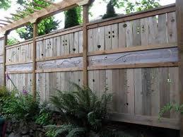 Pretty Backyard Ideas 79 Best Cool Fence Ideas Images On Pinterest Fence Ideas