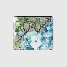 bloom wallet gg blooms wallet gucci men s blooms caleido 408666ku2hn8499