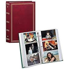 pocket photo album bcw 25ct photo archival storage binder pages 2 pocket