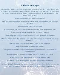best 25 birthday prayer ideas on birthday prayer for