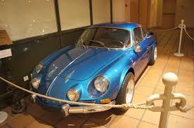 renault alpine a310 engine 1971 renault alpine a110 1600cc museum exhibit 360carmuseum com