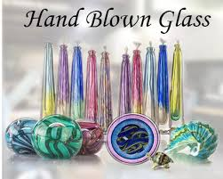 art glass hand ring holder images Cremation blown glass art oneworld memorials jpg