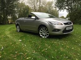 ford focus for sale scotland used ford focus convertible cars for sale gumtree