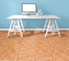 Home Dynamix Vinyl Floor Tiles by Achim Home Furnishings Ftvwd20520 Nexus 12 Inch Vinyl Tile Wood