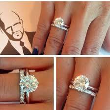 plain engagement ring with diamond wedding band solitaire engagement ring with wedding band engagement