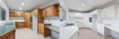 spray painting kitchen cabinets sydney painting kitchen resurfacing