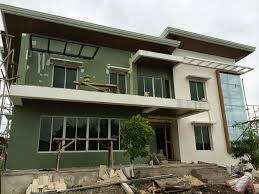 Floor Plan For Two Storey House In The Philippines Lb Lapuz Architects U0026 Builders Philippines