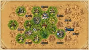 World Map Game Elvenar Fantasy City Builder Game