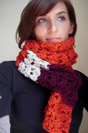 477 best croch knit fall spring scarves images on pinterest