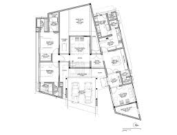 what is a split floor plan the skewed house lijo reny architects archdaily