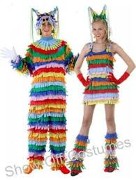 mexican poncho accessories fancy dress costume bandit western