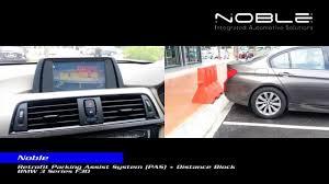 bmw park assist retrofit noble retrofit bmw parking assist system pas distance block