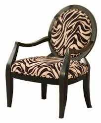 Animal Print Accent Chair Animal Print Accent Chairs Foter