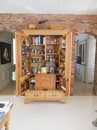 Kitchen Pantry Cabinet Ideas by Pantry Cabinet Ideas Solid Wood Kitchen Storage Cabinets Bell Jar
