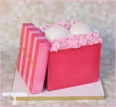 Kitchen Tea Cake Ideas by Victoria U0027s Secret Bridal Shower Cake With Fondant Bra Www